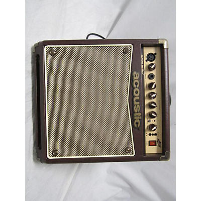 Acoustic A15V Acoustic Guitar Combo Amp