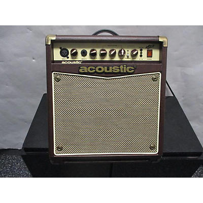 Acoustic A15v Acoustic Guitar Combo Amp