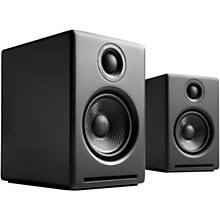 A2+ Desktop Speakers Black