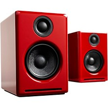 A2+ Desktop Speakers Red