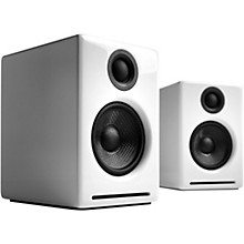 A2+ Desktop Speakers White