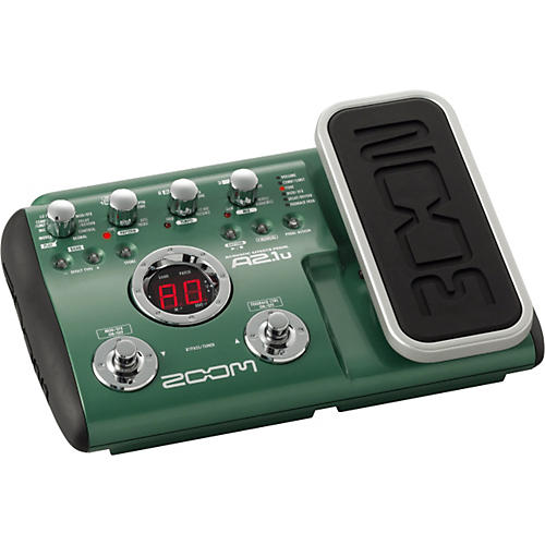Zoom A2.1u Acoustic Guitar Multi-Effects Pedal/USB Interface