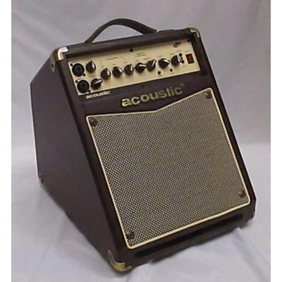 Acoustic A20 20W Acoustic Guitar Combo Amp