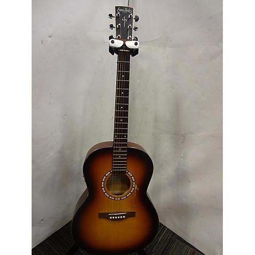 Simon & Patrick A3T Acoustic Guitar Sunburst