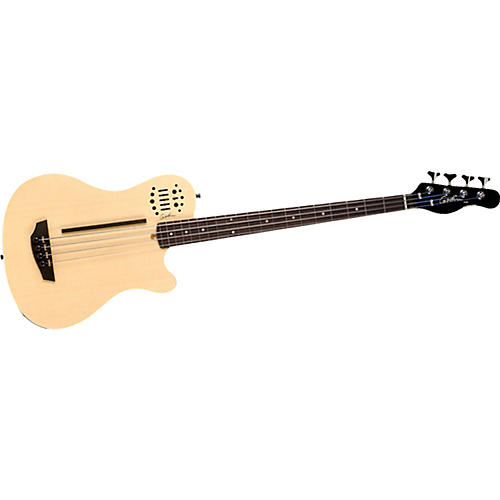 Godin A4 Semi-Acoustic Bass with Synth Access