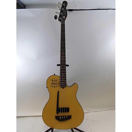 A4 Ultra Natural Sa Electric Bass Guitar