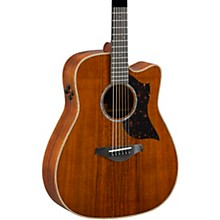 Open Box Yamaha A4KII Limited Koa Dreadnought Acoustic-Electric Guitar