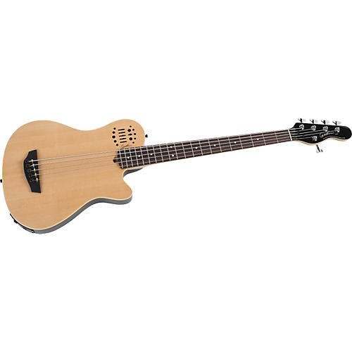 godin a5 semi acoustic 5 string bass with synth access musician 39 s friend. Black Bedroom Furniture Sets. Home Design Ideas
