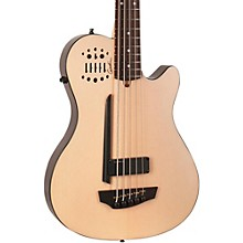 Open Box Godin A5 Ultra Natural SA 5-String Acoustic-Electric Bass Guitar