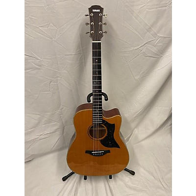 Yamaha A5M Acoustic Electric Guitar