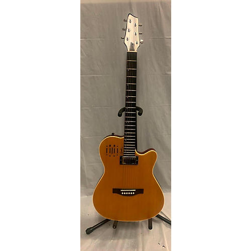 A6 Ultra Acoustic Electric Guitar