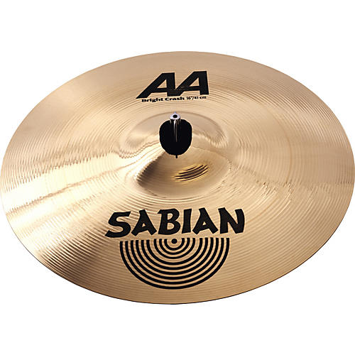 Sabian AA Bright Crash Cymbal - 16