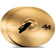 AA Concert Band Cymbals 18 in. Brilliant Finish