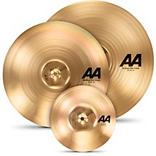 "Sabian AA Crash Cymbal Set with Free 10"" Splash Brilliant"