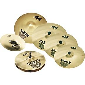 sabian aa cymbals super set with free 10 splash 18 crash musician 39 s friend. Black Bedroom Furniture Sets. Home Design Ideas