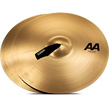 AA Drum Corps Cymbals 20 in. Brilliant Finish