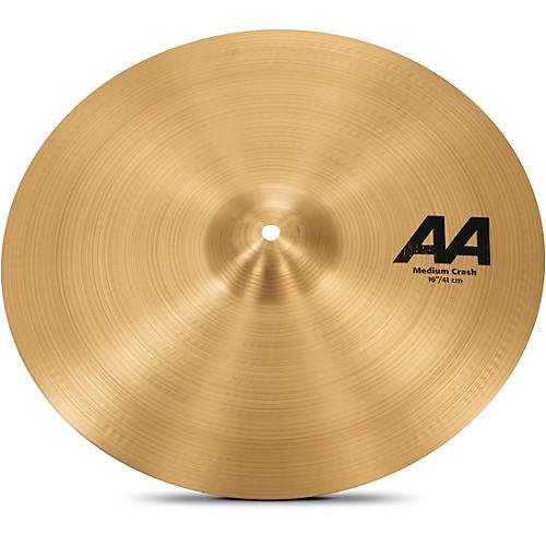 Sabian AA Medium Crash Cymbal