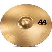 AA Medium Thin Crash Cymbal Brilliant 18 in.