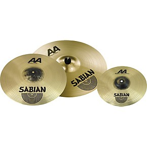 sabian aa metal x 17 and 19 crash cymbal pack with free 10 splash musician 39 s friend. Black Bedroom Furniture Sets. Home Design Ideas