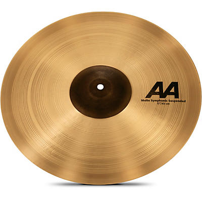 Sabian AA Molto Symphonic Series Suspended Cymbal