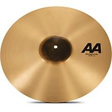 AA Raw Bell Crash Cymbal 18 in.