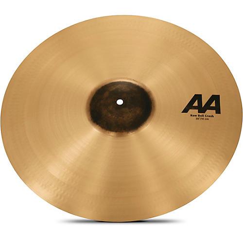 Sabian AA Raw Bell Crash Cymbal 20 in.