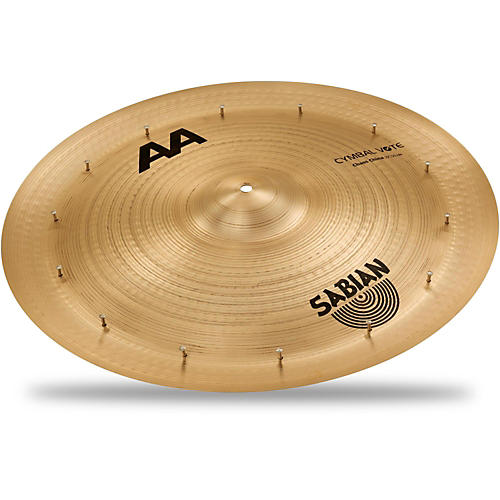 sabian aa series chaos china cymbal 22 in musician 39 s friend. Black Bedroom Furniture Sets. Home Design Ideas