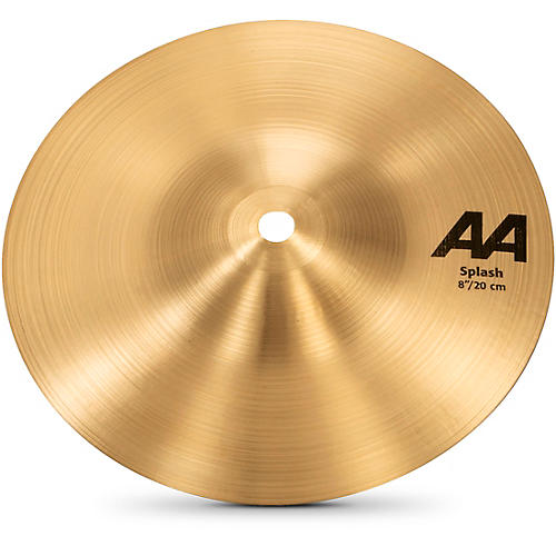 sabian aa series splash cymbal 8 in musician 39 s friend. Black Bedroom Furniture Sets. Home Design Ideas