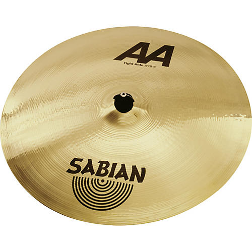 sabian aa tight ride cymbal musician 39 s friend. Black Bedroom Furniture Sets. Home Design Ideas