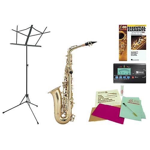 Allora AAAS-301 Beginner Student Alto Saxophone Bundle