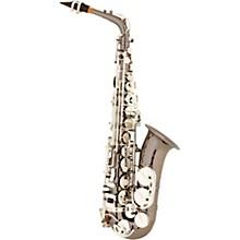 AAS-450 Vienna Series Alto Saxophone Black Nickel Body Silver Keys