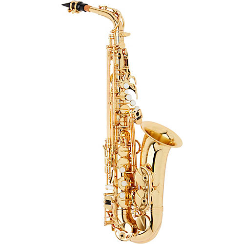 Allora AAS-450 Vienna Series Alto Saxophone Condition 2 - Blemished Lacquer, Lacquer Keys 194744290121