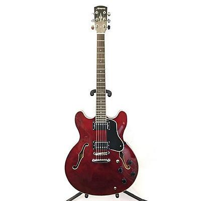 Alvarez AAT33/BGE Hollow Body Electric Guitar