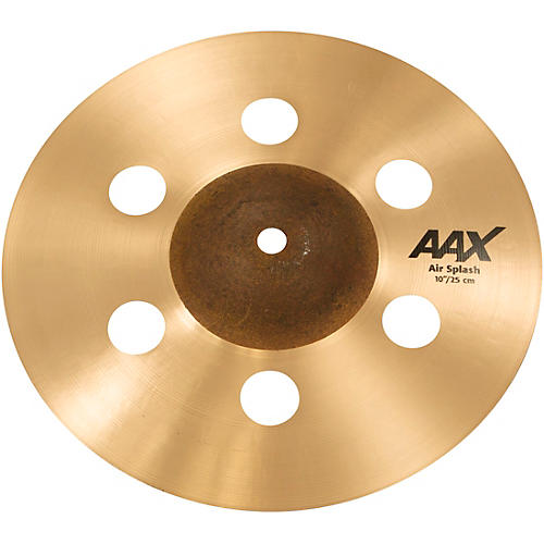 Sabian AAX Air Splash Cymbal Condition 1 - Mint 10 in. 2012 Cymbal Vote