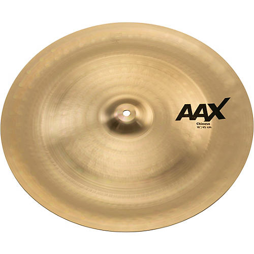 Sabian AAX Chinese Cymbal Brilliant Condition 2 - Blemished 18 in. 194744256998