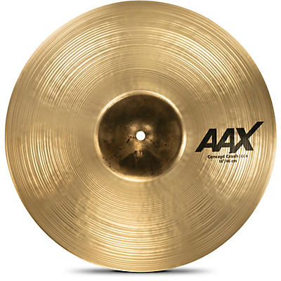 Sabian AAX Concept Crash