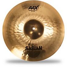 Sabian AAX Concept Crash Cymbal