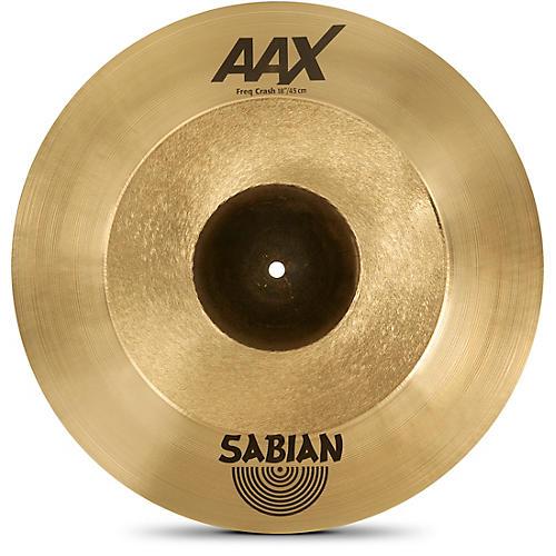 Sabian AAX Freq Crash Cymbal 18 in.