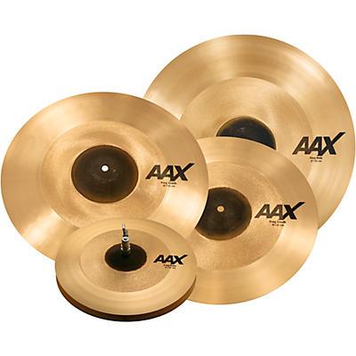 Sabian AAX Freq Cymbal Pack