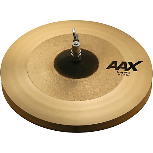 Sabian AAX Freq Hi-Hats Condition 2 - Blemished 14 in. 194744307201