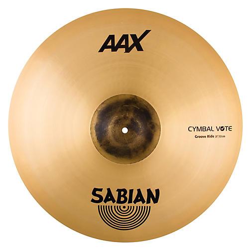 Sabian AAX Groove Ride Cymbal