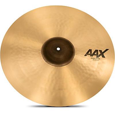 Sabian AAX Heavy Crash Cymbal