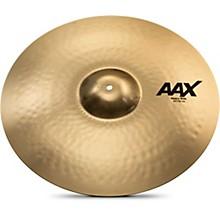 Sabian AAX Heavy Ride Cymbal Brilliant