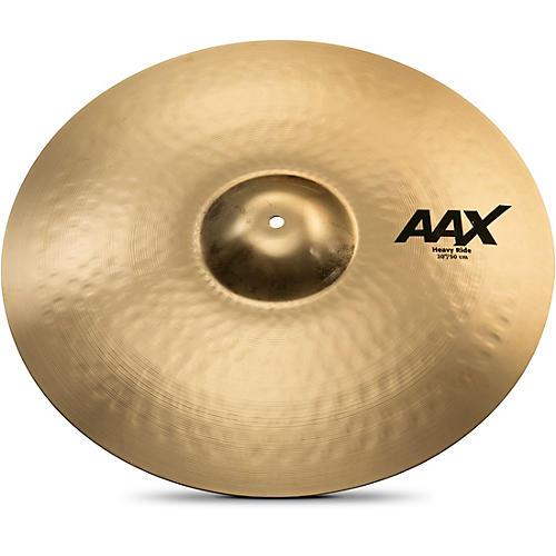Sabian AAX Heavy Ride Cymbal Brilliant 20 in.