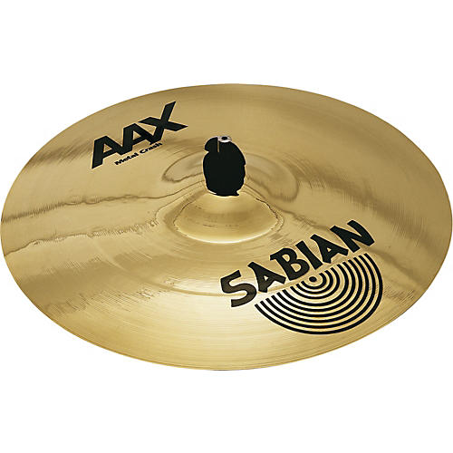 Sabian AAX Metal Crash
