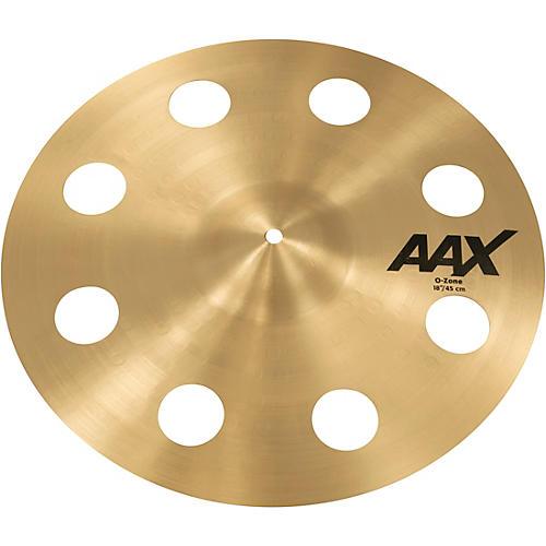 Sabian AAX O-Zone Crash Cymbal 18 in.