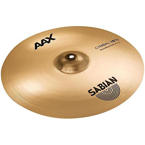 Sabian AAX Recording Crash Cymbal