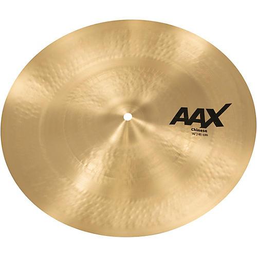 Sabian AAX Series Chinese Cymbal