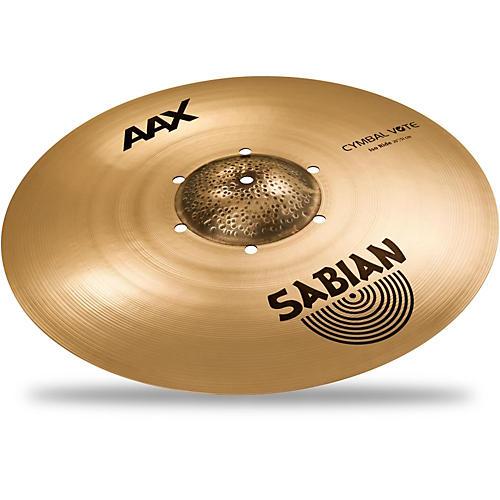 Sabian AAX Series Iso Ride Cymbal Brilliant