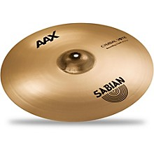 Sabian AAX Series Recording Crash Cymbal Brilliant